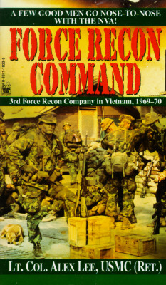 Force Recon Command, Alex Lee