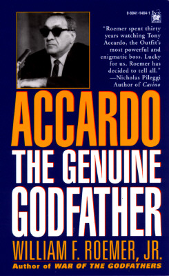 Image for Accardo: The Genuine Godfather