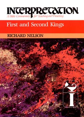 Image for First and Second Kings (Interpretation Commentaries)