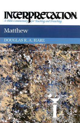 Matthew, DOUGLAS R. HARE A.