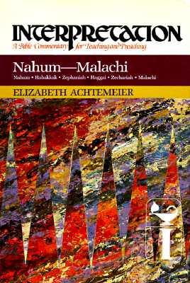 Image for Nahum-Malachi (Interpretation Bible Commentary)