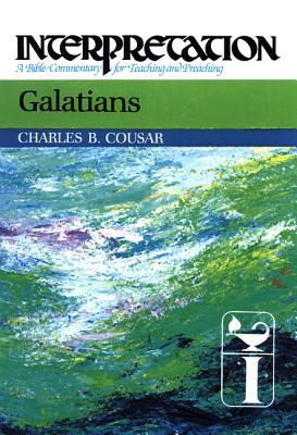 Image for Galatians (Interpretation Commentary)