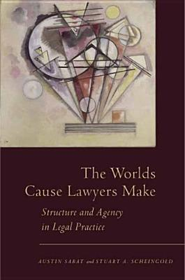 Image for The Worlds Cause Lawyers Make: Structure and Agency in Legal Practice