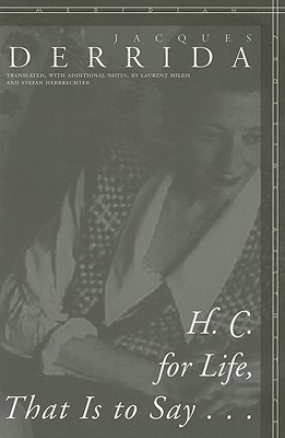 Image for H. C. for Life, That Is to Say... (Meridian: Crossing Aesthetics)
