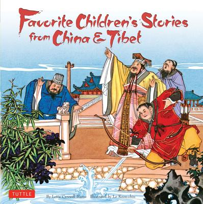 Image for Favorite Children's Stories from China & Tibet
