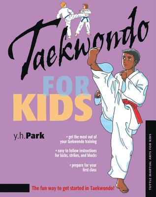 Image for TAEKWONDO FOR KIDS