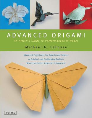 Image for Advanced Origami