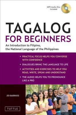 Image for Tagalog for Beginners: An Introduction to Filipino, the National Language of the Philippines