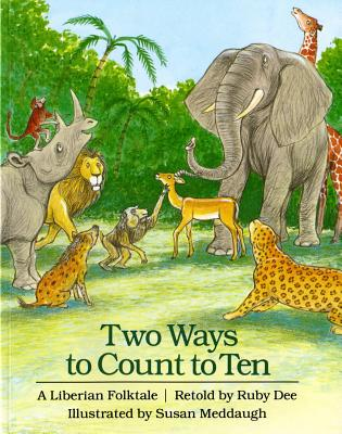 Two Ways to Count to Ten, Dee, Ruby
