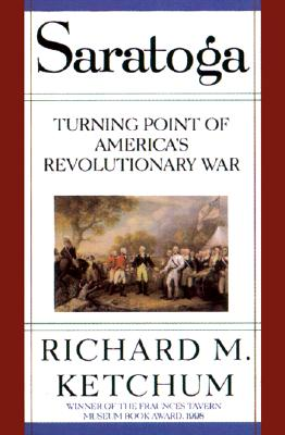 Image for Saratoga: Turning Point of America's Revolutionary War