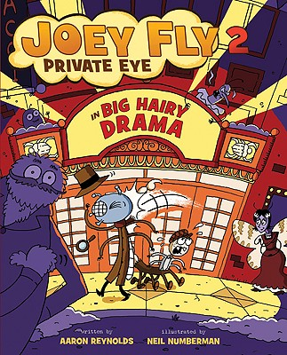 Image for Big Hairy Drama (Joey Fly, Private Eye, Book 2)