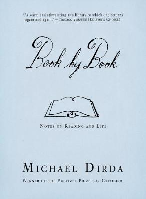 Image for BOOK BY BOOK : NOTES ON READING AND LIFE