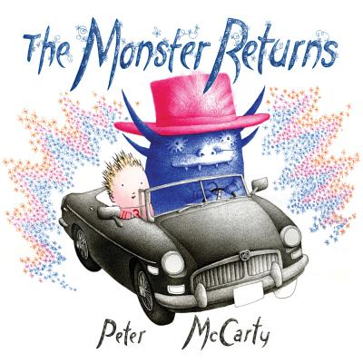 The Monster Returns (Jeremy and the Monster), McCarty, Peter