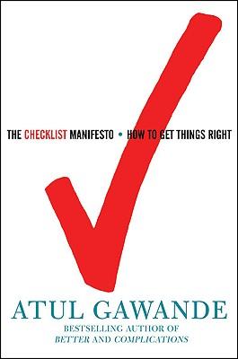 Image for Checklist Manifesto
