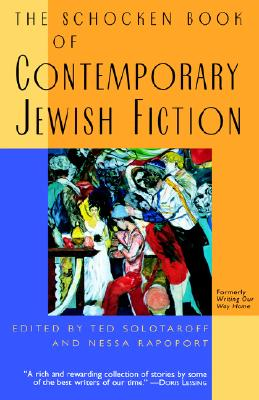 The Schocken Book of Contemporary Jewish Fiction, Solotaroff, Ted; Rapoport, Nessa