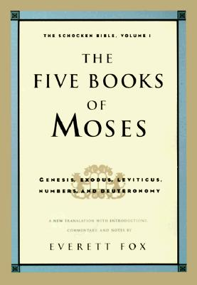 Image for Five Books of Moses: Genesis, Exodus, Leviticus, Numbers, and Deuteronomy