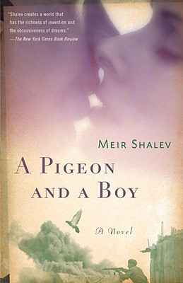 A Pigeon and a Boy: A Novel, Meir Shalev