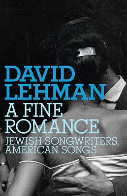 Image for FINE ROMANCE : JEWISH SONGWRITERS  AMER