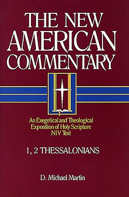 Image for 1, 2 Thessalonians (New American Commentary Vol. 33)