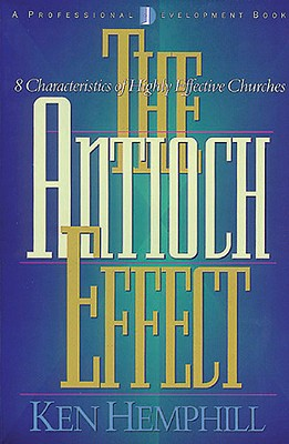 Image for ANTIOCH EFFECT