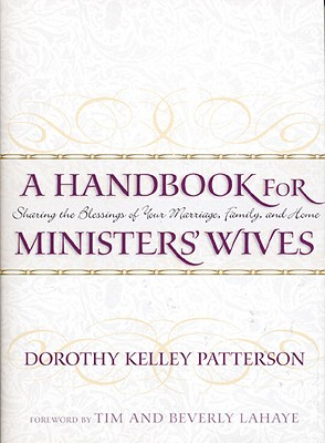 Image for A Handbook for Ministers' Wives