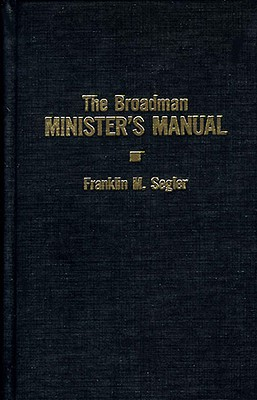 Image for The Broadman Minister's Manual