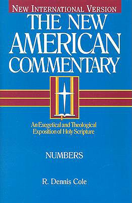 Image for NAC The New American Commentary - Numbers