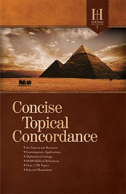 Image for Holman Concise Topical Concordance (The Holman Concise)