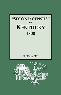 "Image for ""Second Census"" of Kentucky 1800"