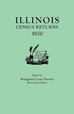 Image for Illinois Census Returns, 1820