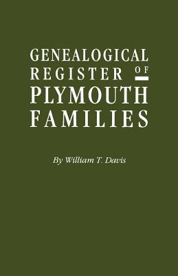 Image for Genealogical Register of Plymouth Families