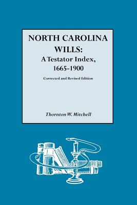 Image for North Carolina Wills