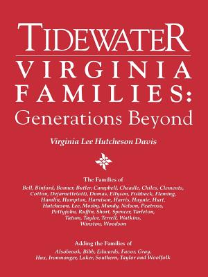 Image for Tidewater Virginia Families: Generations Beyond