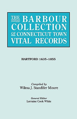 Image for The Barbour Collection of Connecticut Town Vital Records [Vol. 19]