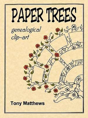 Image for Paper Trees: Genealogical Clip-Art