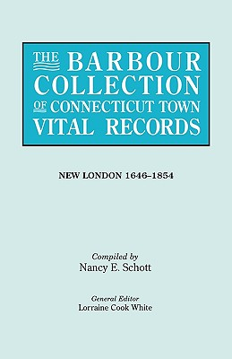 Image for The Barbour Collection of Connecticut Town Vital Records [Vol. 29]