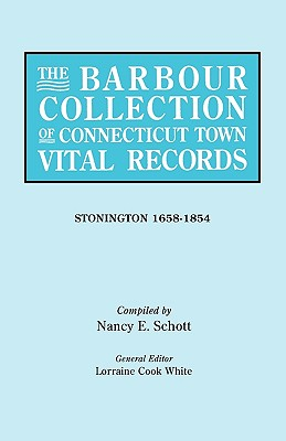 Image for The Barbour Collection of Connecticut Town Vital Records [Vol. 43]