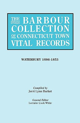 Image for The Barbour Collection of Connecticut Town Vital Records [Vol. 50]