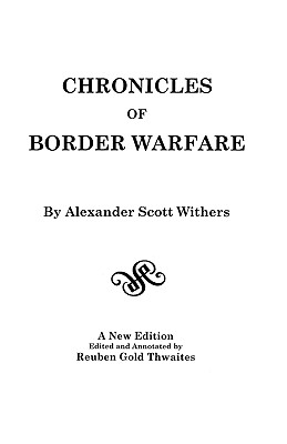 Image for Chronicles of Border Warfare