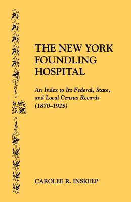 Image for The New York Foundling Hospital