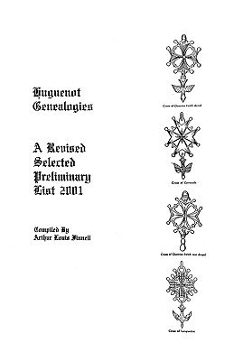 Image for Huguenot Genealogies