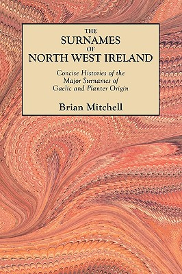 Image for The Surnames of North West Ireland
