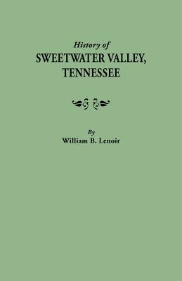 Image for History of Sweetwater Valley, Tennessee