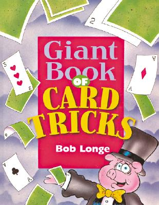 Image for GIANT BOOK OF CARD TRICKS