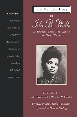 Image for The Memphis Diary of Ida B. Wells: An Intimate Portrait of the Activist as a Young Woman (Black Women Writers Series)