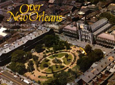 Image for Over New Orleans: Aerial Photographs