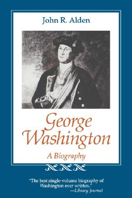 Image for George Washington: A Biography (Southern Biography)