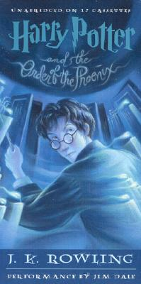 Image for Harry Potter and the Order of the Phoenix (Harry Potter, Book 5)