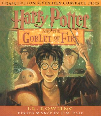 Image for Harry Potter And The Goblet Of Fire