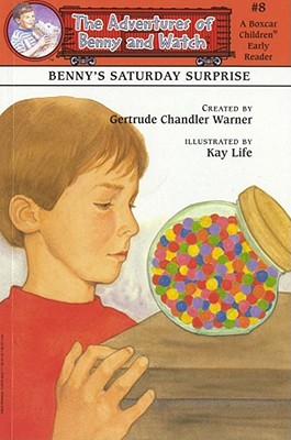 Image for Benny's Saturday Surprise (Boxcar Children Early Reader #8) (The Adventures of Benny & Watch)